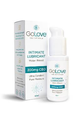 GoLove CBD Intimate Sex Lube