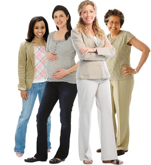 four women 480px