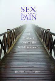 Sex Without Pain book by Heather Jeffcoat